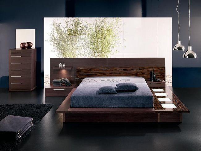 39 best images about modern beds on pinterest | design, bedroom ... - Dream Massivholzbett Ign Design