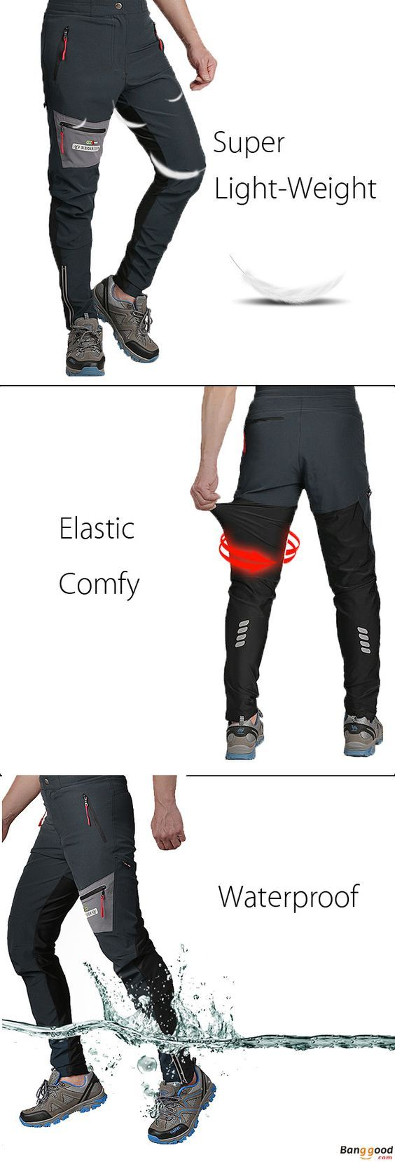 US$44.99 + Free Shipping. Mens Pants, Outdoor Pants, High-elastic Pants, Quick-drying Pants, Sport Pants, Waterproof Pants, Breathable Pants, Slim-fit Climbing Trousers. Color: Black, Grey. You're Worth It!