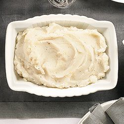 Rustic Mashed Potatoes With Olive Oil and Garlic: Diabetes Forecast®