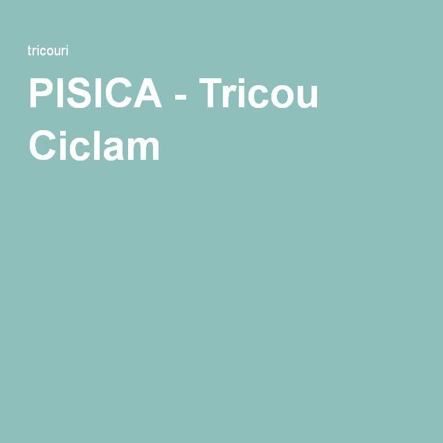 PISICA - Tricou Ciclam