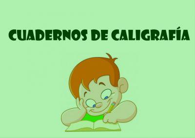 CUADERNOS DE CALIGRAFIA