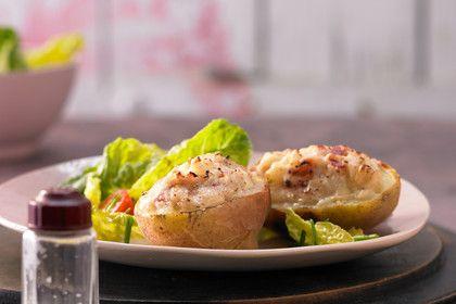 Lecker gefüllte Ofenkartoffeln, ein schmackhaftes Rezept aus der Kategorie Kartoffeln. Bewertungen: 398. Durchschnitt: Ø 4,4.