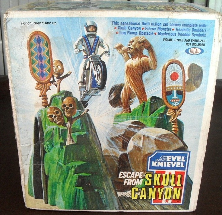Popular Toys In 1973 : Best images about evel knievel toys collectibles
