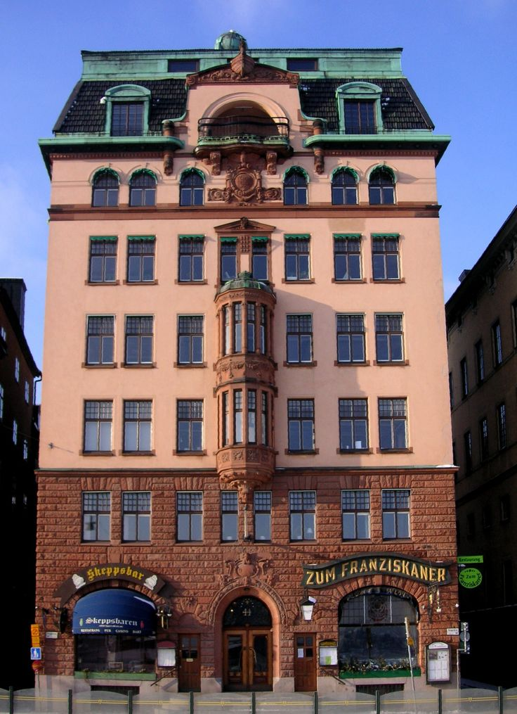 Skeppsbron 44, Stockholm