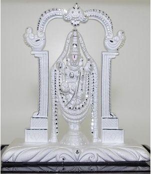Pure metal Balaji silver collections