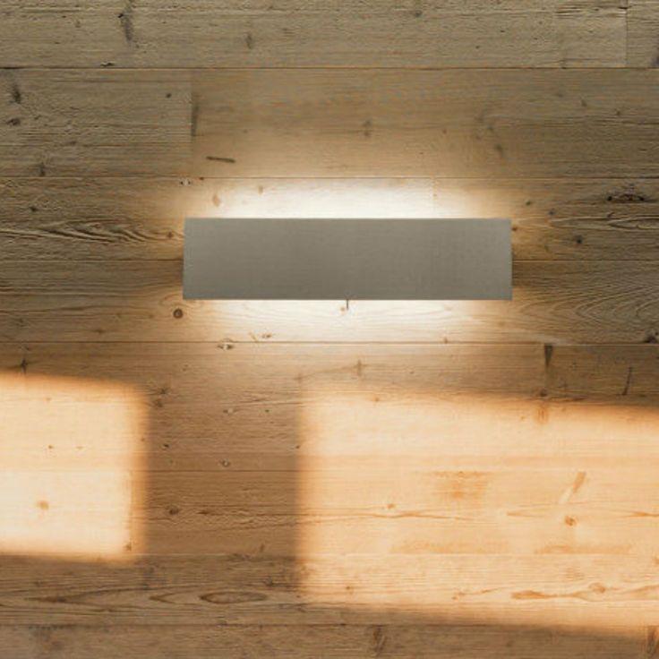 Karboxx Light Shadow Grande 11PA06FW White Wall Light - Karboxx Light from Lightplan UK