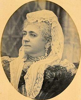 MARIA Adelaide di TECK Duchessa di Cambridge