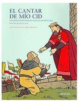 El Cid convoca a sus vasallos; éstos se destierran con él. Adiós del Cid a Vivar