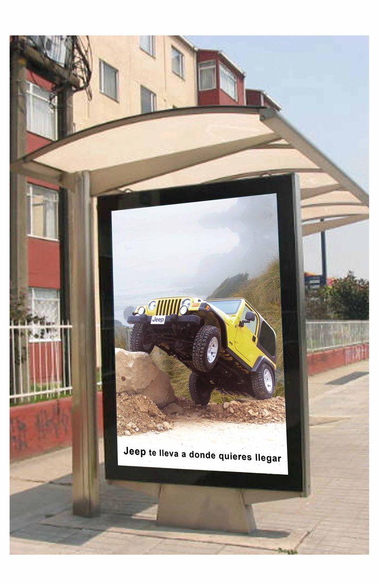 Jeep te lleva a donde quieres llegar