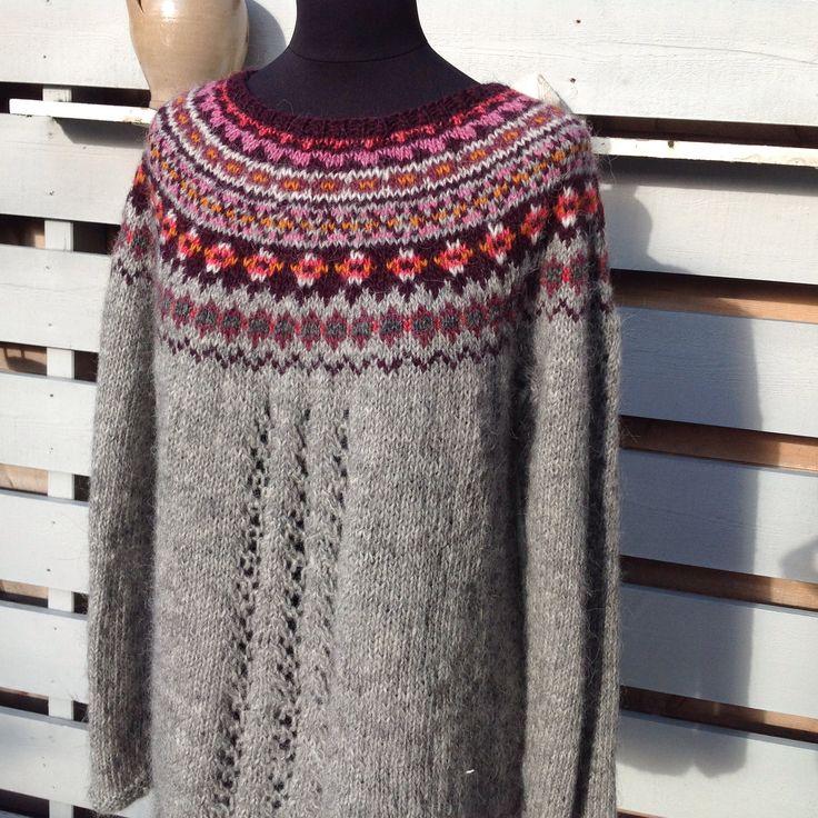 Lettlopi, icelandic knitting