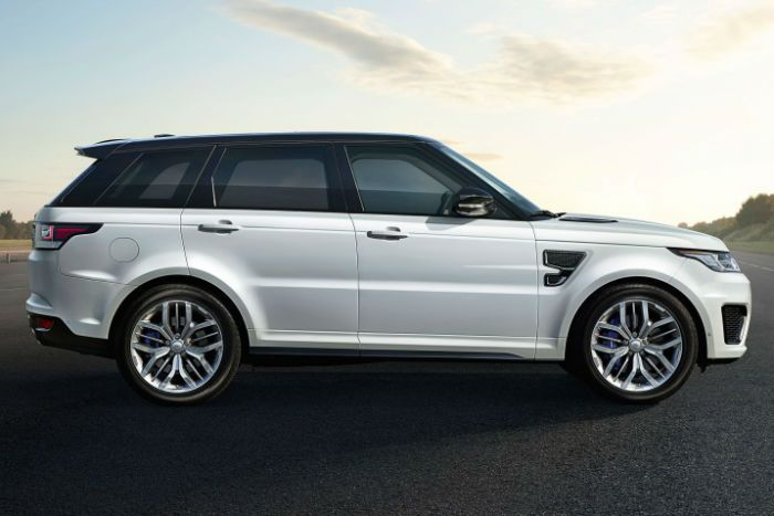 2017 Range Rover HSE Supercharged