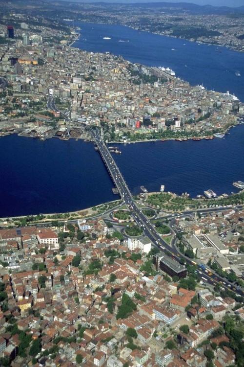 Köprü, Haliç, Istanbul (Golden Horn)