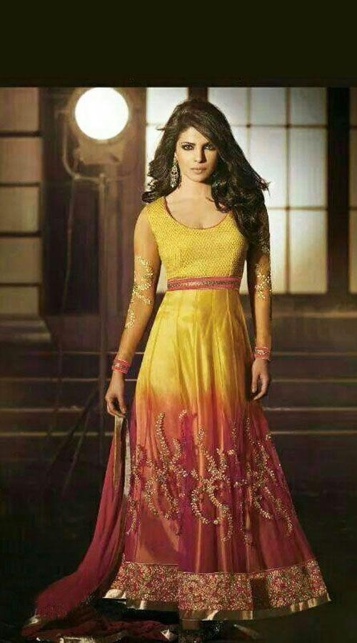 Priyanka Chopra In Yel...