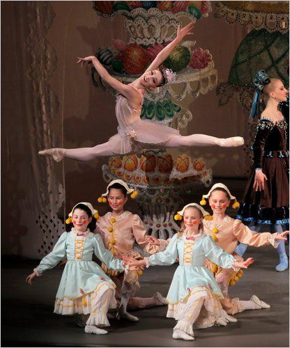 160 best the dancers who inspire us images on pinterest for Floor nutcracker