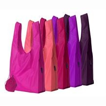 No more plastic shopping bags! Try these great shopping nets from GreenStyle.dk. Love them!