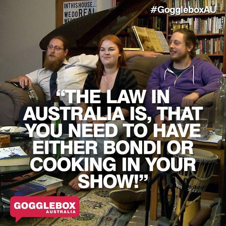 Gogglebox Australia - The Kidd Family