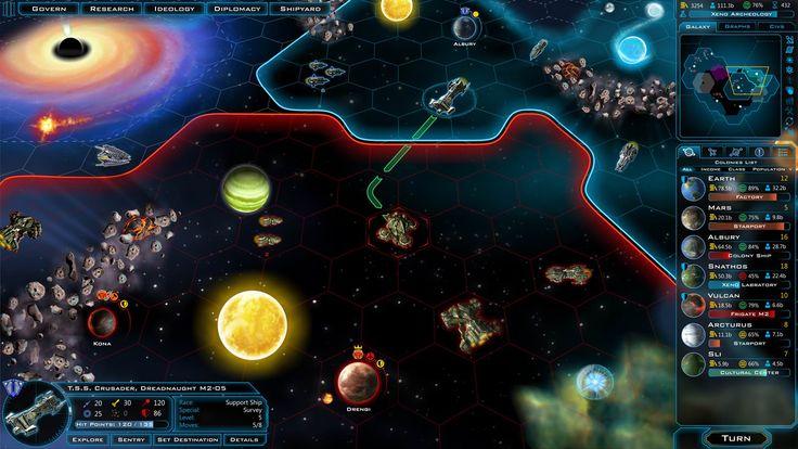 Galactic Civilization III gameplay #galciv3
