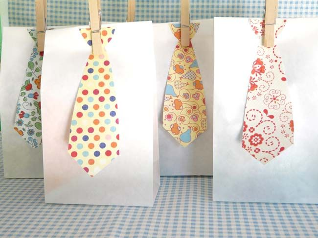 Cute treat bags:)
