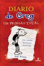 Un divertido libro sobre las aventuras de un niño. Greg recoge todas estas aventuras en un diario. No es el único: hay más títulos sobre este muchachito que además es aproximadamente de vuestra edad. http://www.casadellibro.com/libro-diario-de-greg-1-un-pringao-total/9788498672220/1193646