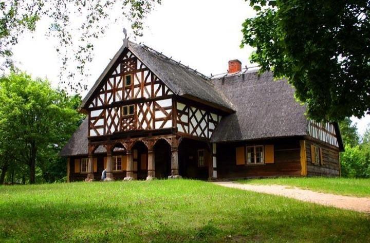 Ethnographic Park in Olsztynek