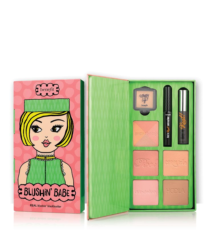blushin' babe | Benefit Cosmetics