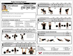 Get Rugby Drills