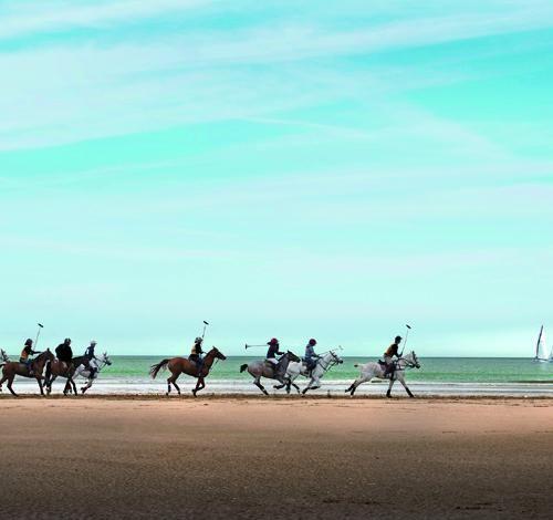A cheval sur la plage | Deauville - Tourisme, Evénements, Mairie - Site officiel de Deauville