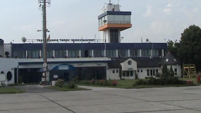 Aeropuerto Internacional Transilvania Targu Mures