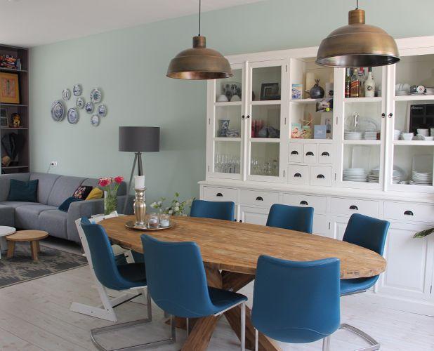Livlig | Complete interieurontwerp | moderne woonkamer met een Scandinavische twist | www.livlig.nl