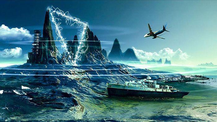 Hay pirámides y tecnología bajo el Triángulo de las Bermudas, afirma oceanógrafo       ¿Es esta la noticia que todo el mundo ha estado e...