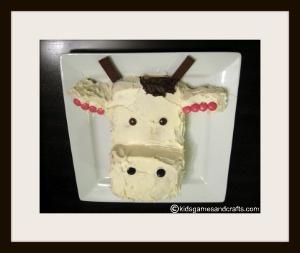 Cow cake idea