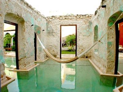 Hotel Hacienda Puerta Campeche, Mexico