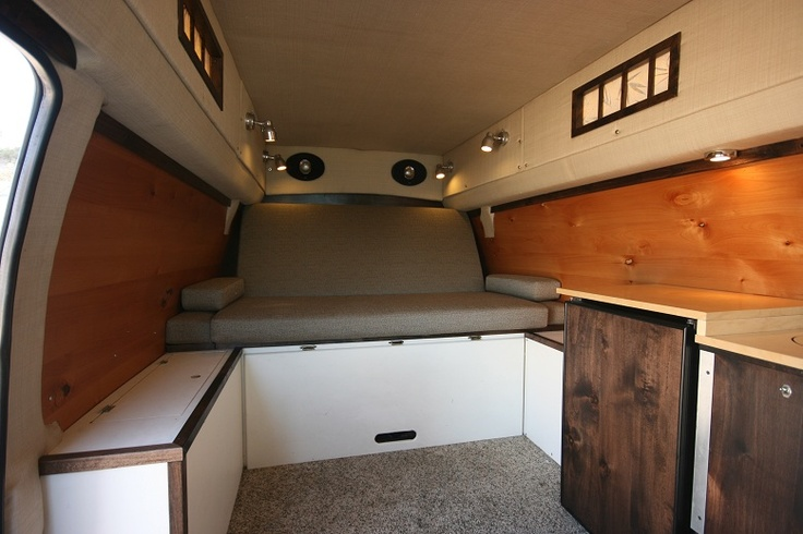 Diy van great interior design production van ideas pinterest diy and crafts interior Diy caravan interior design ideas