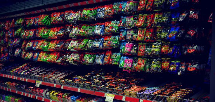 Herkkuja vailla? #candy #multicolour