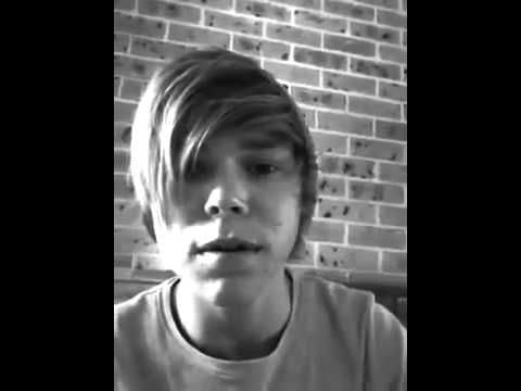 Ashton Irwin after getting wisdom teeth removed. I shouldn't laugh because he was in pain but it was funny and extremely adorable. I love you Ashton :p