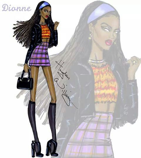 Clueless collection by Hayden Williams_Dianne