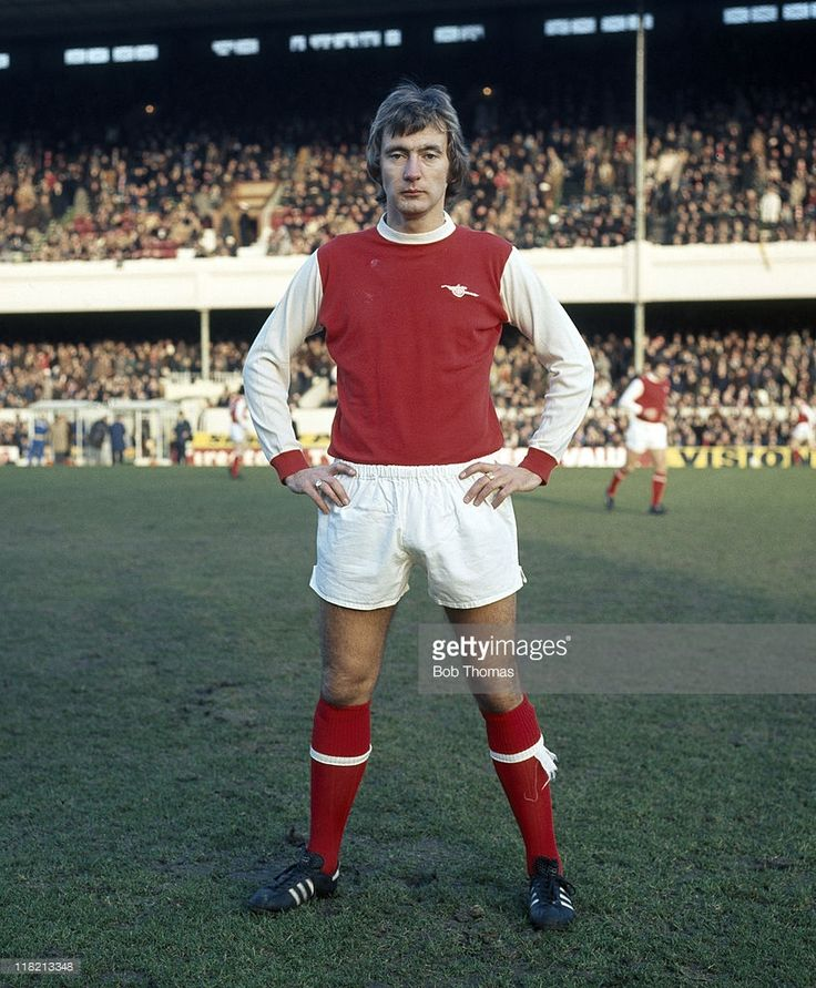 Alan Hudson a player who should have achieved so much more for Arsenal and England.