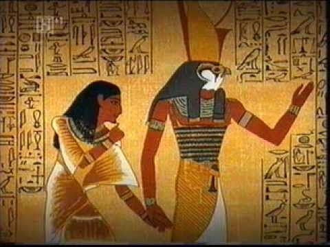 The Egyptian Book Of The Dead (part one) - YouTube