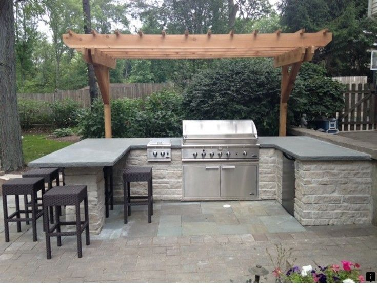Read More About Outdoor Grill Station Just Click On The Link For More Info Do Not Miss Our Web Pa Bbq Grill Design Outdoor Kitchen Design Built In Bbq Grill