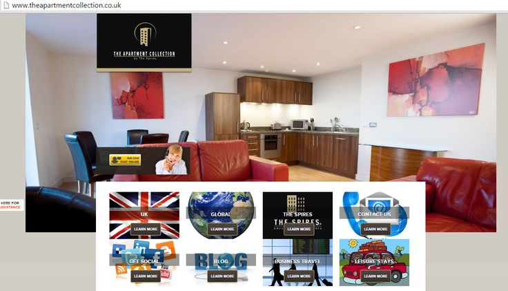 Our latest venture sees The Spires act as a global & UK serviced apartment finder, go online to discover all the destinations we can take you at www.theapartmentcollection.co.uk