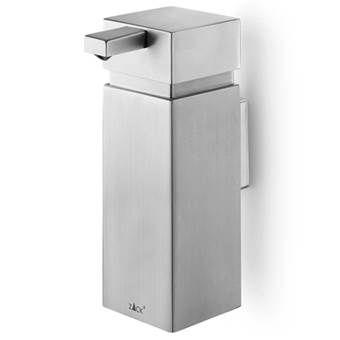 De Xero zeepdoseerder van ZACK is een aanwinst in de badkamer, toilet of keuken. De dop is even breed als de huls en dat zorgt voor een strakke en moderne uitstraling. De matte afwerking van de zeepdispenser doet daar nog een schepje bovenop!