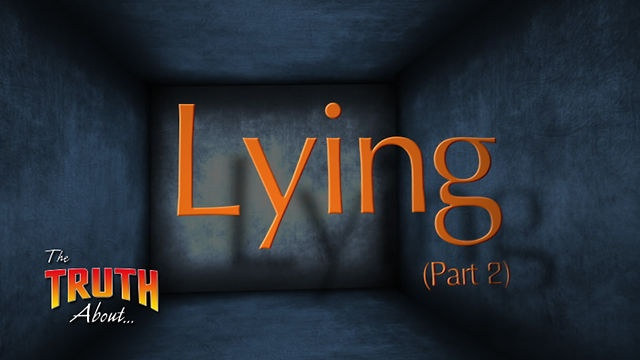 """""""The Truth About... Lying"""" covers the controversial topic of lying. Should we lie to stay out of trouble or to gain an advantage?    Sooner or later, most of us find ourselves facing moral, social, and ethical situations that command our attention. These situations can affect our family, friends, neighbors or others. In an easy to understand manner, Don Blackwell presents a compelling and informative answer from a biblical and practical standpoint."""