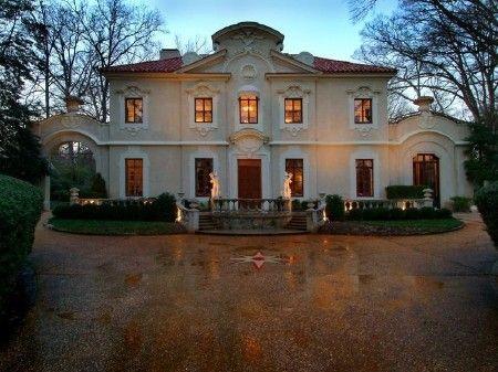 Mansions In Buckhead Atlanta Georgia Buckhead Atlanta Mansions My