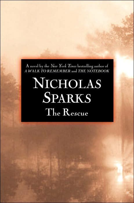 """Another great book by Nicholas Sparks.    """"Taylor doesn't know that this rescue will be different from all the others, demanding far more than raw physical courage. It will lead him to the possibility of his own rescue from a life lived without love and will require him to open doors to his past that were slammed shut by pain. This rescue will dare him to live life to the fullest by daring to love."""""""