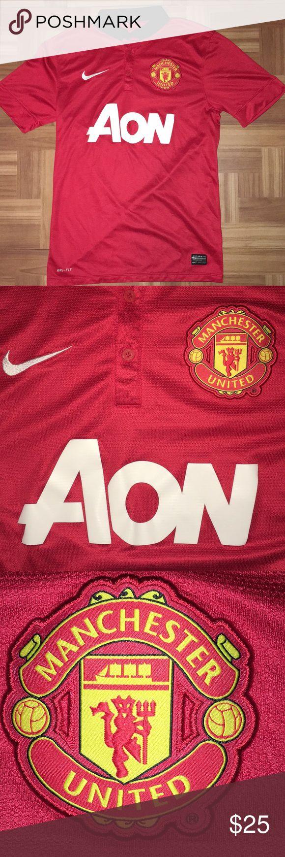 camiseta manchester united aon