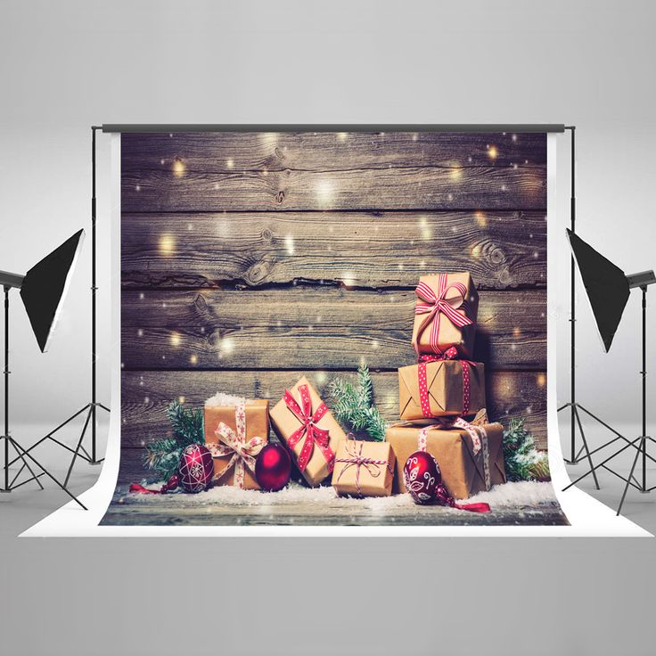Find More Background Information about Kate Christmas Backdrops Photography 10x10ft  Wood Wall Christmas Box Muslin Backdrop Cotton Washable Children Background Photo,High Quality Background from Marry wang on Aliexpress.com
