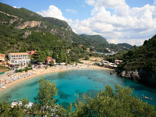 Corfu Island, Greece - Travel Guide and Travel Info