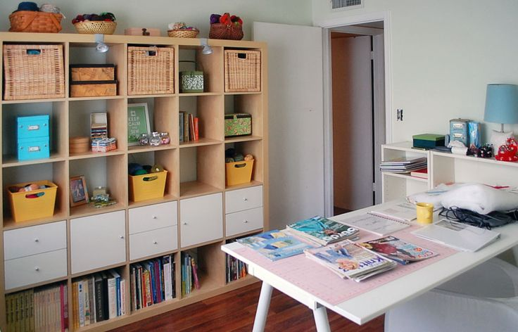 More Ikea Expedit uses