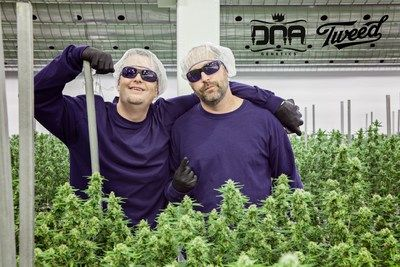 SMITHS FALLS, ON, Oct. 1, 2015 /CNW/ - Tweed Inc. (Tweed), wholly owned subsidiary of Canopy Growth Corporation...