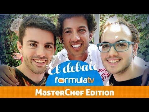 Formula TV, entrevista a Jorge ganador de Masterchef 5 – El Mundo es Curioso